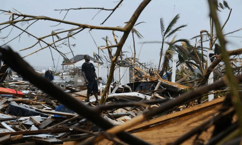 Hurrican Dorian recovery Bahamas